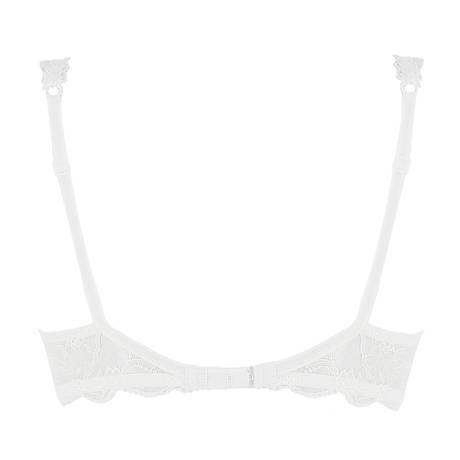 LISE CHARMEL Soutien-gorge armatures Soir de Venise Blanc