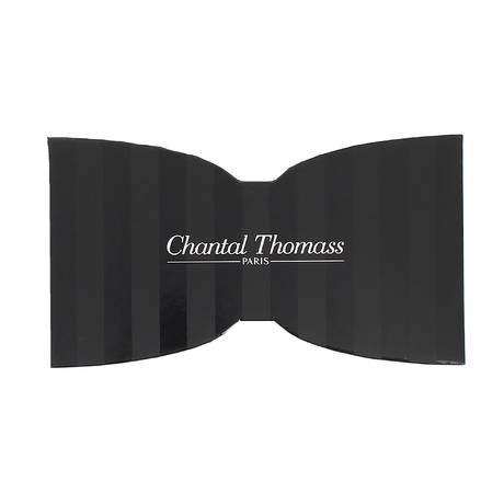 CHANTAL THOMASS Jarretière Murmure Noir