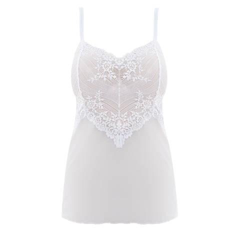Caraco Embrace Lace Blanc