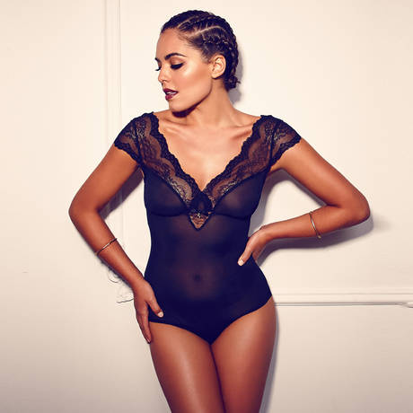 GOSSARD Body Superboost Lace Noir