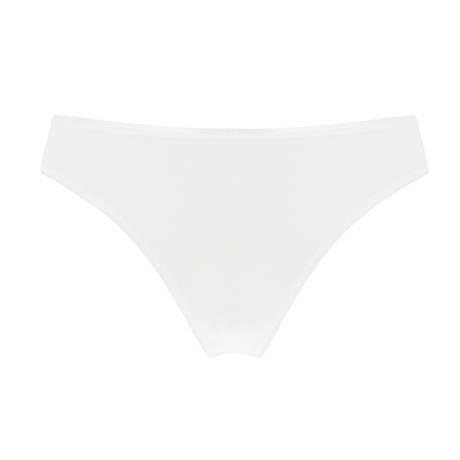 Slip en coton Cotton Sensation Blanc