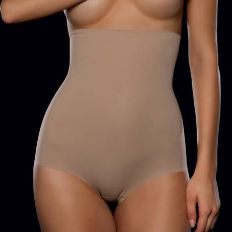 Culotte haute sculptante Confidence Nude