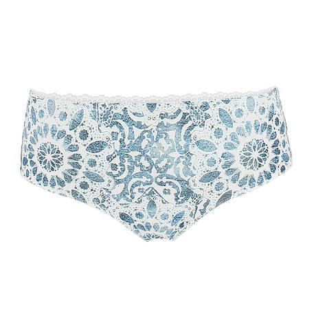 ANTIGEL Slip fantaisie Denim de Charme Bleu/Blanc