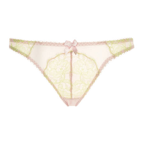 L'AGENT BY AGENT PROVOCATEUR Slip Angelica Beige