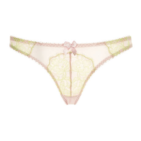 L'AGENT BY AGENT PROVOCATEUR String Angelica Beige