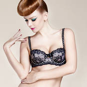 Soutien-gorge balconnet Dita Von Teese Glorified Girl