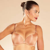 Soutien-gorge push-up invisible