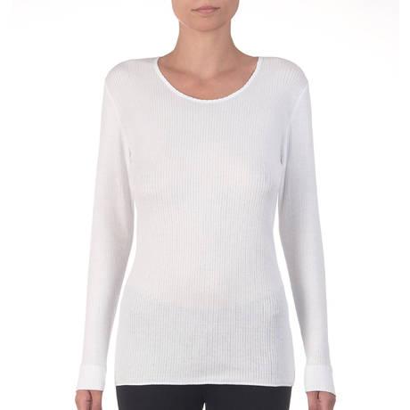 OSCALITO Top en coton Termotex Cortina Blanc