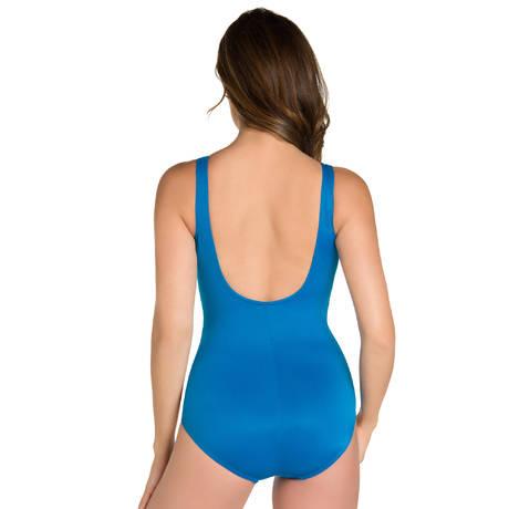 Maillot de bain 1 pièce Oceanus Must Haves Turquoise