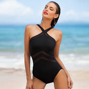 Maillot de bain 1 pièce Point of View gainant Miraclesuit Solid One Piece