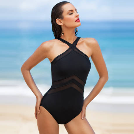MIRACLESUIT Maillot de bain 1 pièce Point Of View Noir