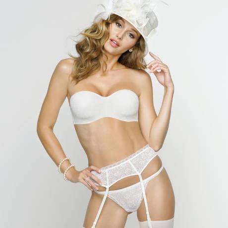 ANTIGEL String sexy Comédie d'Amour Ecru Nacre