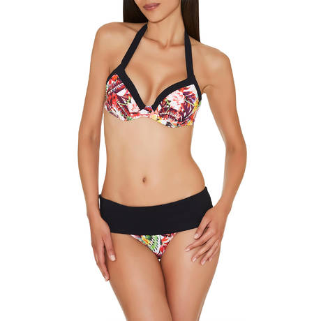 AUBADE Maillot de bain push-up coques Summer Lounge Exotic