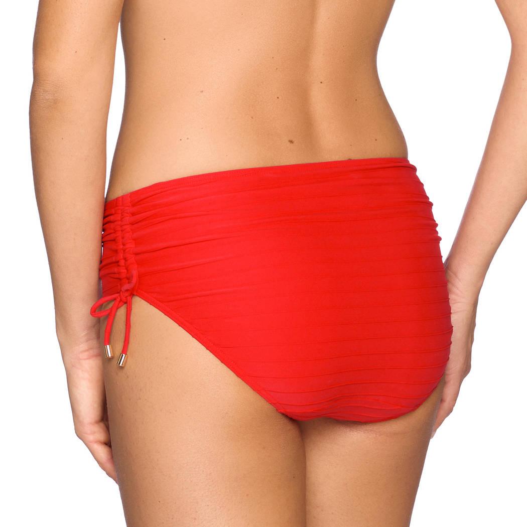 PRIMADONNA Maillot de bain culotte haute Sherry True Red