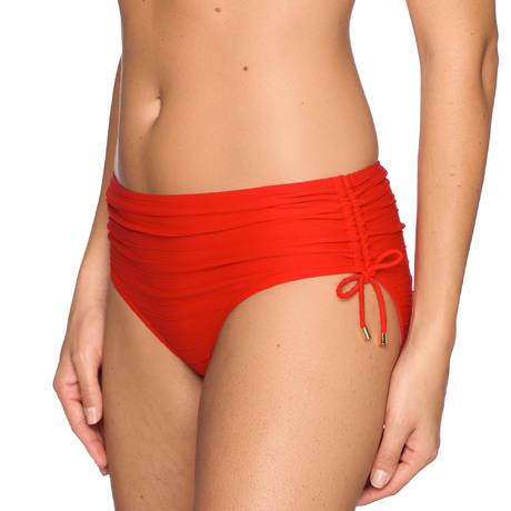 Maillot de bain culotte haute Sherry True Red