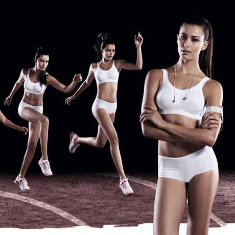 ANITA Culotte de sport Blanc