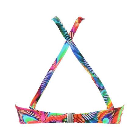 ANTIGEL Maillot de bain armatures triangle La Solarmania Chromatica
