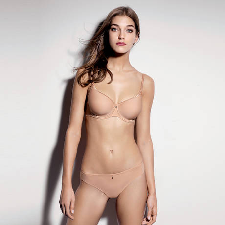 Tanga Onde Sensuelle Nude