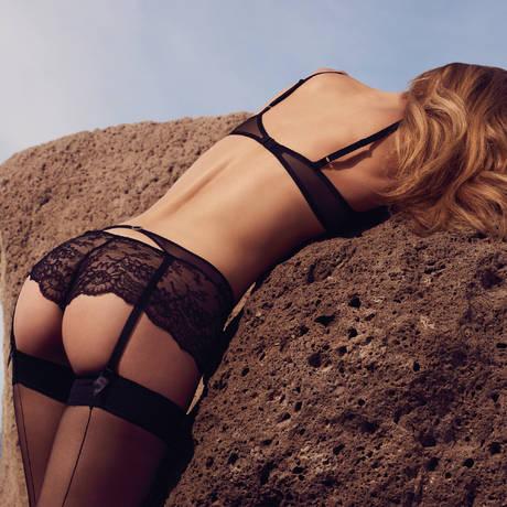 MARIE JO Soutien-gorge coques Jewell Noir