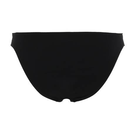 Maillot de bain slip taille basse New Croisière Noir/Blanc