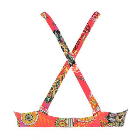 ANTIGEL Maillot de bain armatures triangle La Samarkand Rose