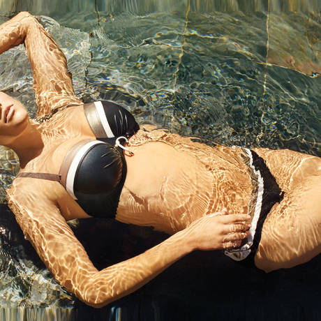 Maillot de bain slip brésilien Ocean Drive Terra Nova