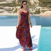 Robe longue de plage Lise Charmel Beauté Tribale