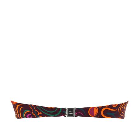 LISE CHARMEL Maillot de bain bandeau coques Beauté Tribale Multicolore