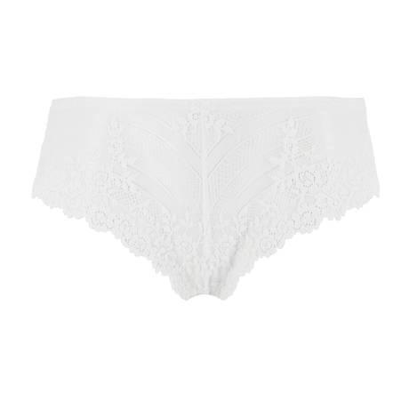 Tanga Embrace Lace Blanc