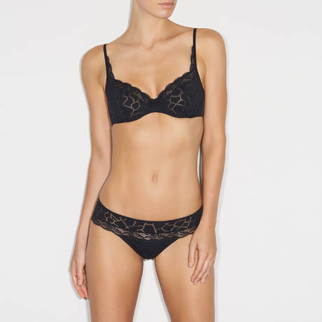 ANDRES SARDA Shorty string Hirst Noir