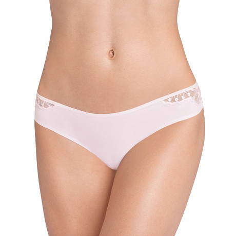 TRIUMPH Slip brésilien Lovely Essence Rose