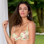 Soutien-gorge push-up Lise Charmel Bouquet Tropical