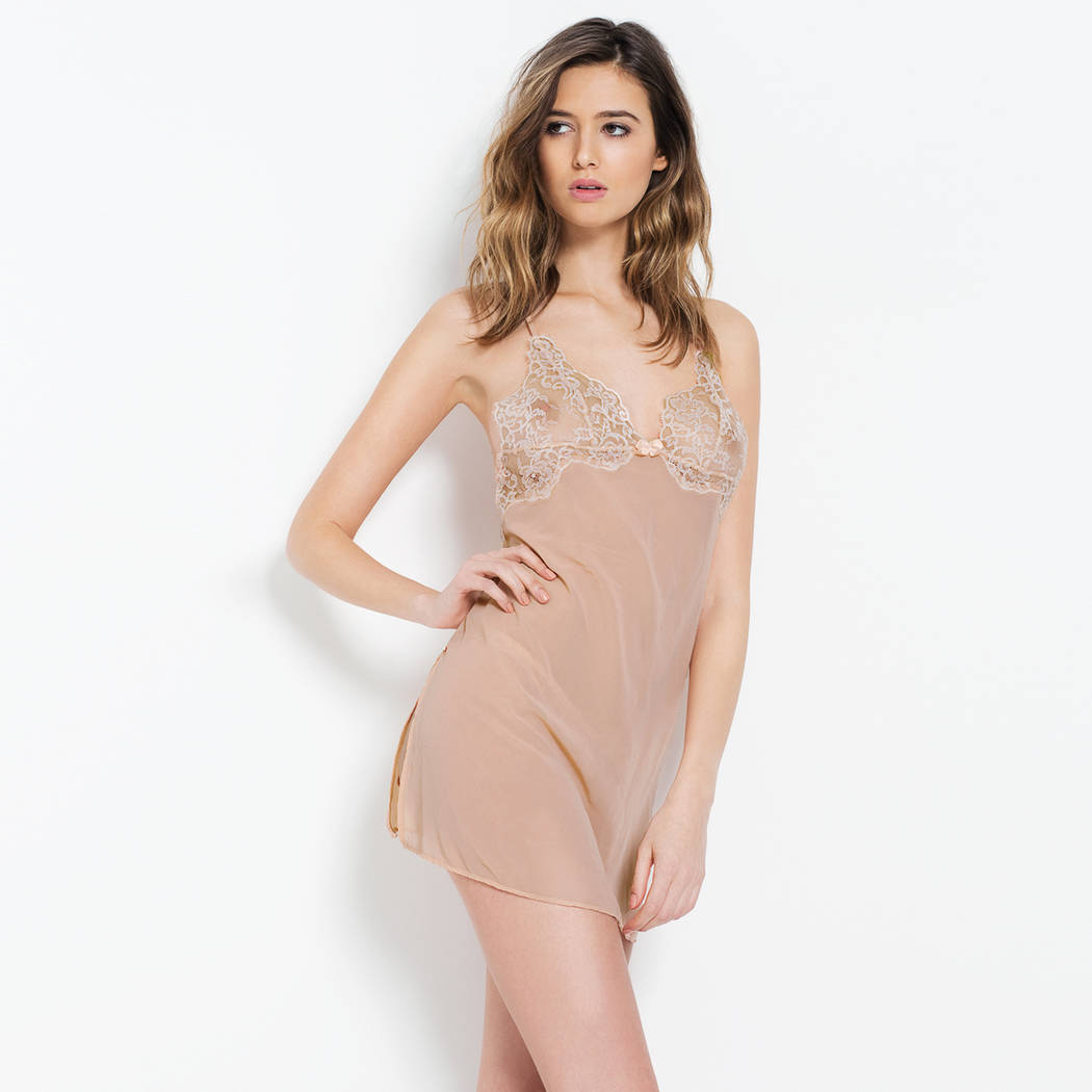 L'AGENT BY AGENT PROVOCATEUR Nuisette Angelica Nude