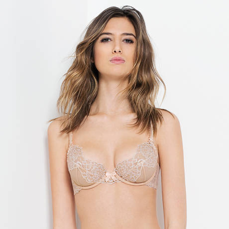 Soutien-gorge triangle Angelica Nude