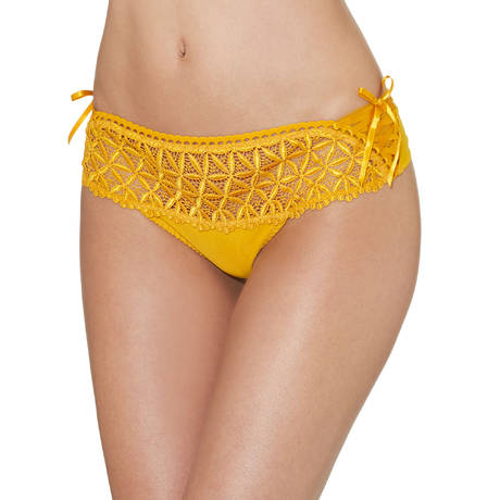 AUBADE Hot Tanga Bahia Couture Papaya