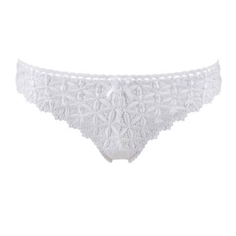 Tanga Bahia Couture Blanc