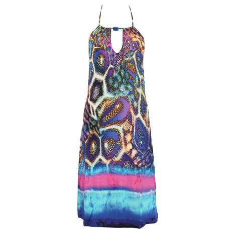ANTIGEL Robe de plage La Coralienne Magie Corail