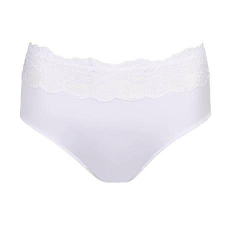 Culotte haute Delight Blanc