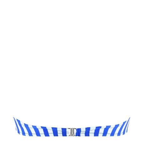 ANTIGEL Maillot de bain bandeau coques La Miss Matelot Bleu Matelot
