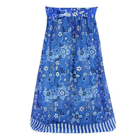 ANTIGEL Robe de plage La Miss Matelot Bleu Matelot