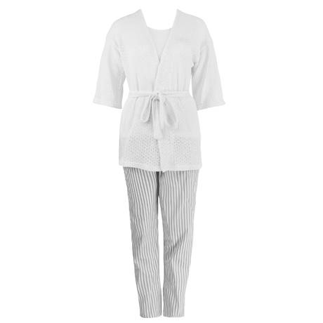 Pyjama Kelly3 Chanvre