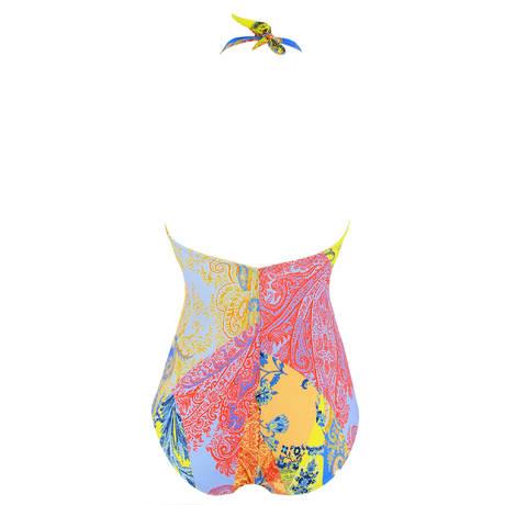 Maillot de bain 1 pièce Art Porcelain Mix