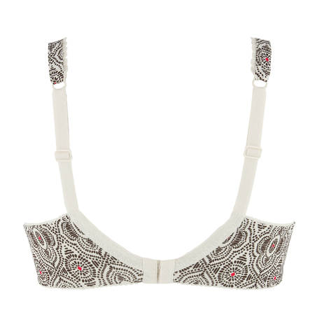 ANTIGEL Soutien-gorge corbeille fitting Beauté Ethnic Bijou Tribal