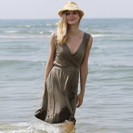 Robe de plage Equilibre10 Safari