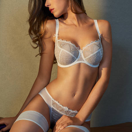 EMPREINTE String Valeria Naturel
