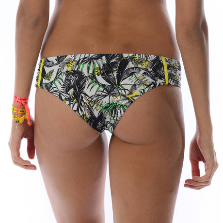 BANANA MOON Maillot de bain slip Jungleline Multicolore