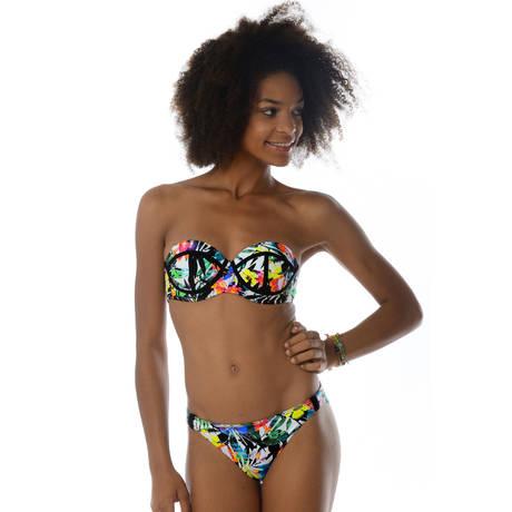 BANANA MOON Maillot de bain coques First Multicolore