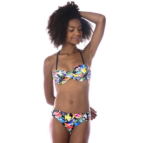 BANANA MOON Maillot de bain slip First Multicolore