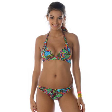 BANANA MOON Maillot de bain push-up Habanera Multicolore