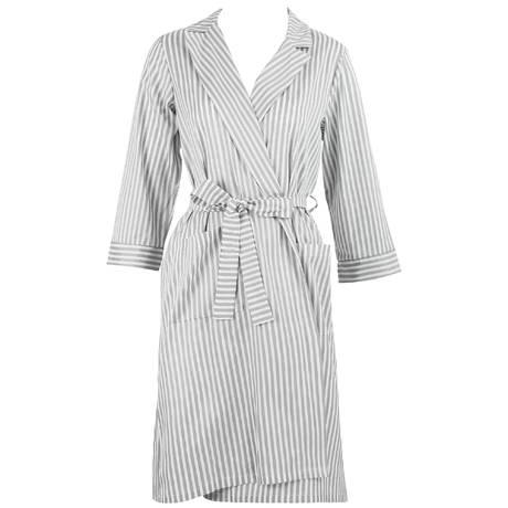 CANAT Robe de chambre Kelly1 Chanvre
